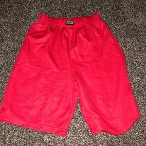 Other - Boys red shorts